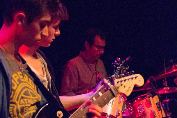 Ateliers de musiques actuelles - Crédit Photo Didier Azouzou