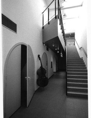 Cité de la Musique, Centre Velten - Crédit FX Rosanvallon