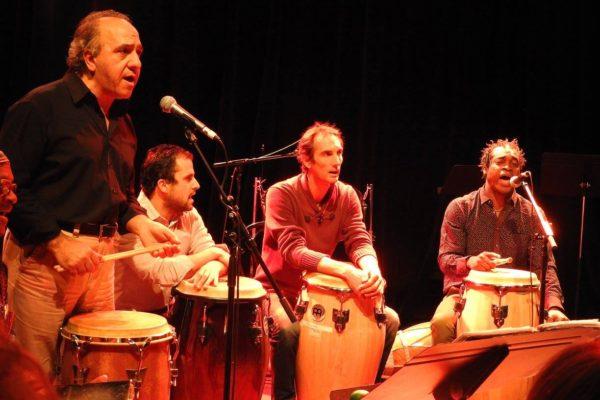 Atelier de percussions cubaines traditionnelles