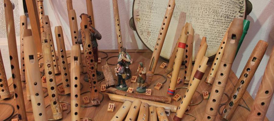 Expo - Héritage Musical de la Sicile