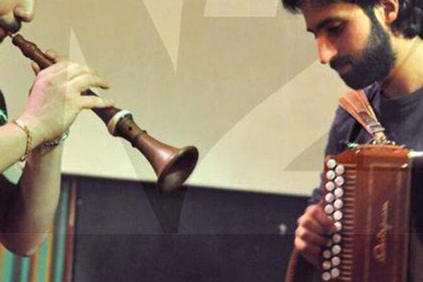 Chant et accordéon diatonique