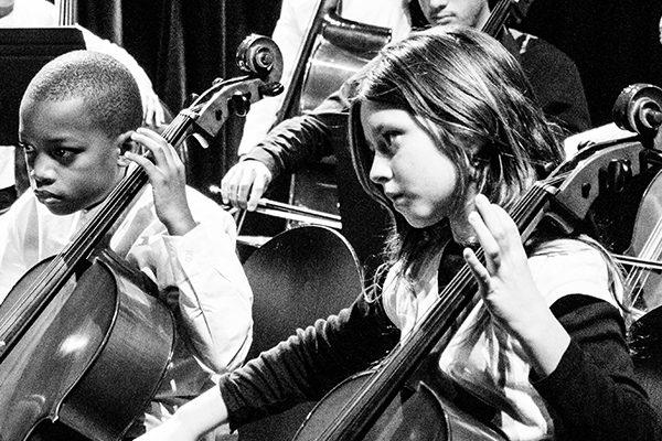 Orchestre école Korsec - Cité de la Musique