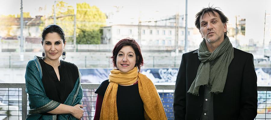Trio Mazzotta Fathi Fernandez