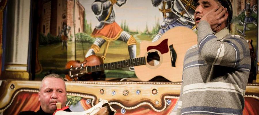 Voix de la tradition sicilienne - Crédit Renè Purpura