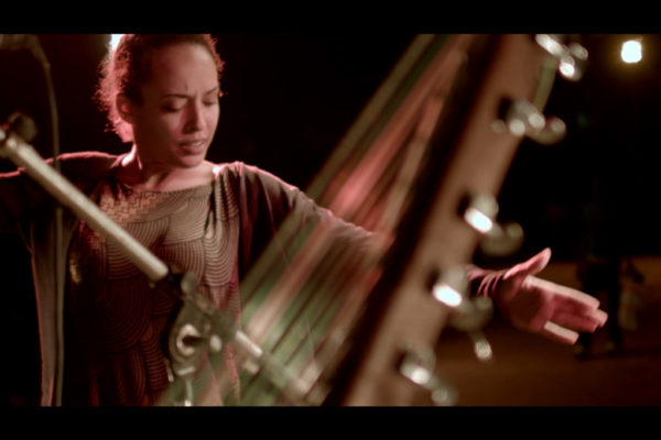 Anna Perez - Griot Jazz Flamenco
