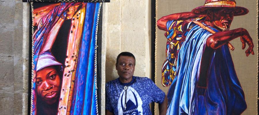 Exposition - Souffle et énergie du Dahomey